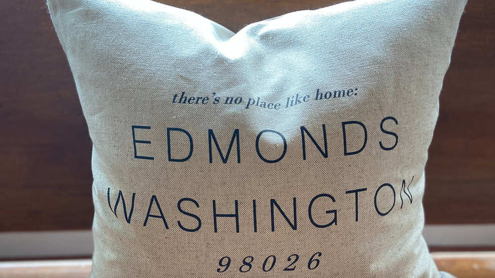 No Place Like Home 98026 Pillow