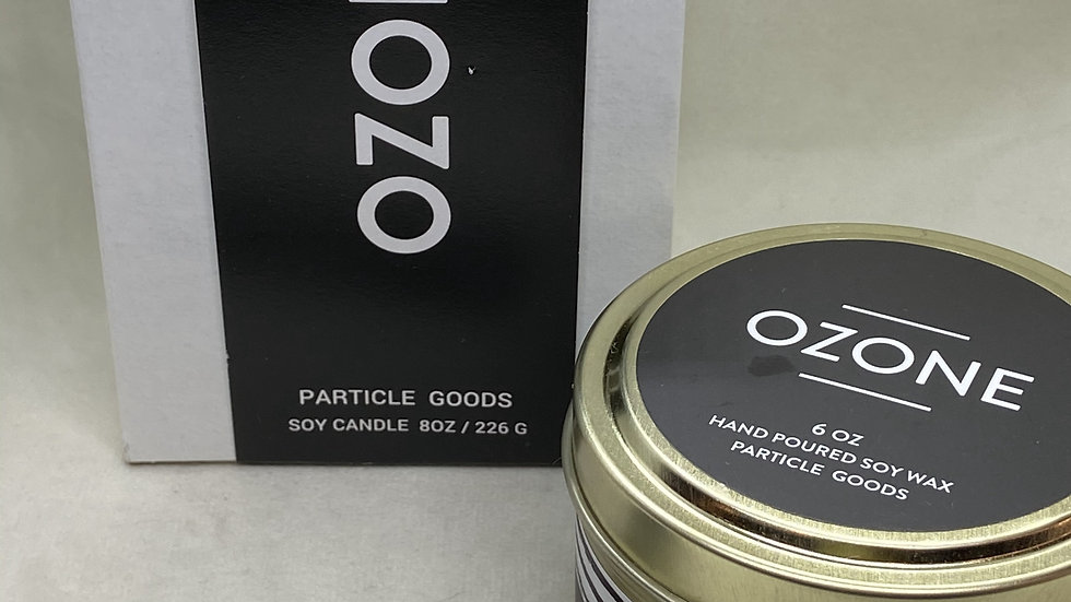 Ozone candle from Particle Goods, Large size