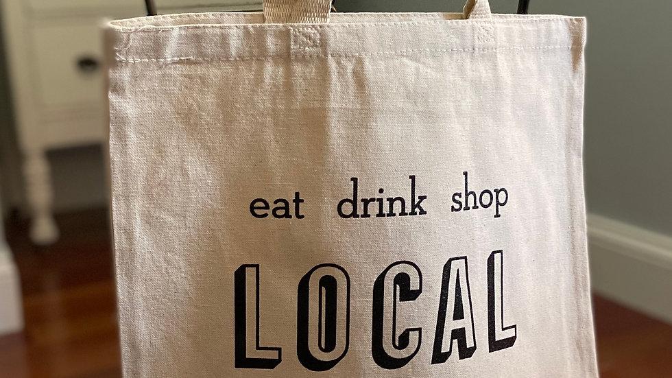 Shop Local Edmonds Tote
