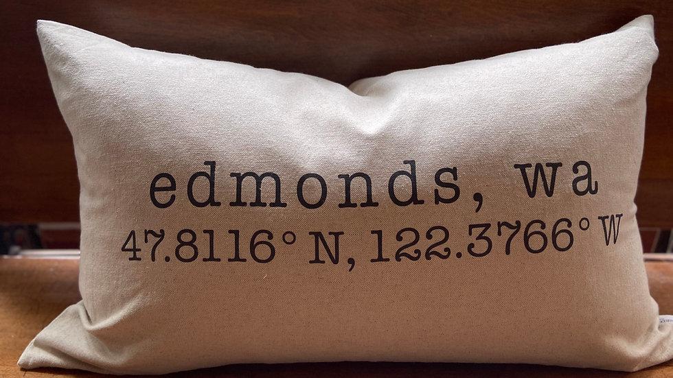 Edmonds Pillow