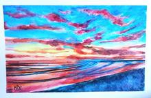 An Oceanside Sunset