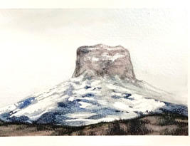 Chief Mountain no. 3