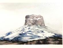 Chief Mountain no. 3