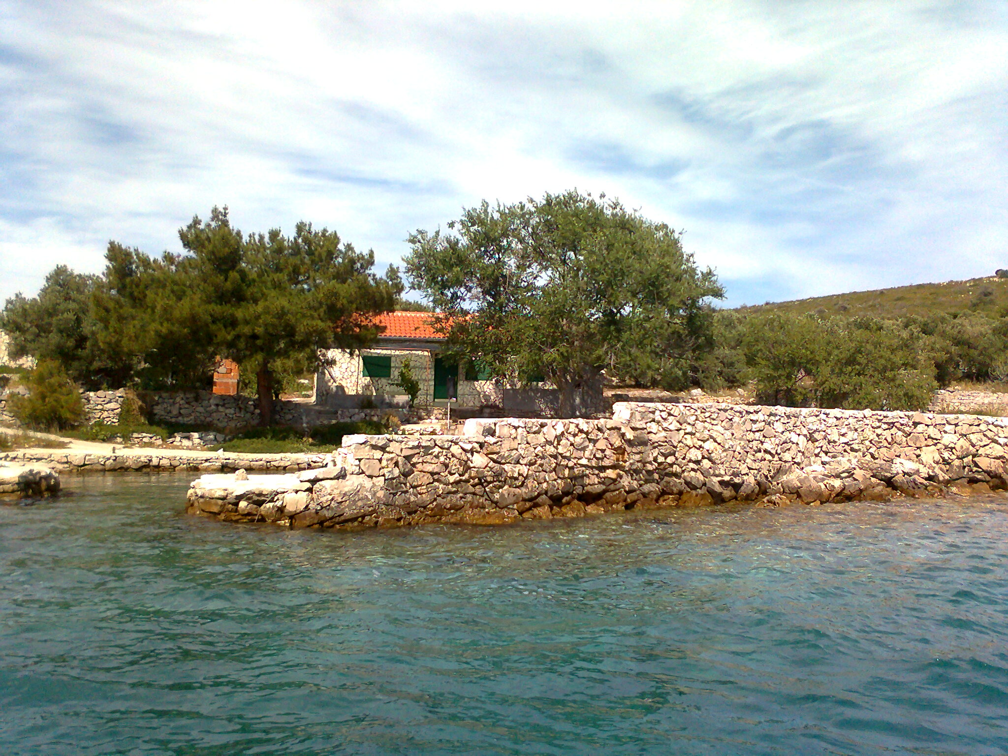 Robinson | Fisherman house Kornati