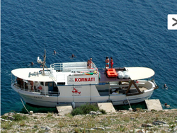 Excursion to Kronati m/b Račić
