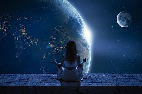 Méditation Eclipse Pleine Lune ZOOM