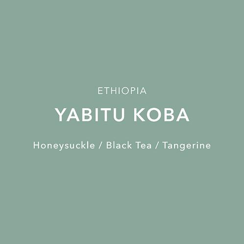Ethiopia - Yabitu Koba