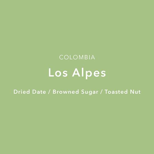 Colombia - Los Alpes