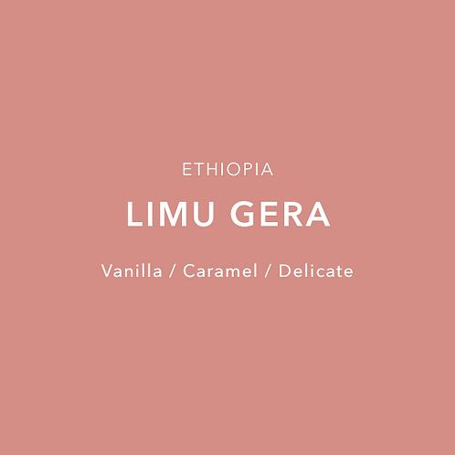 Ethiopia - Limu Gera