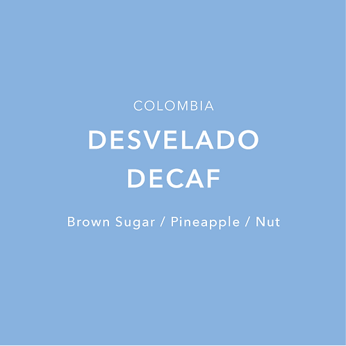 Colombia - Desvelado Decaf