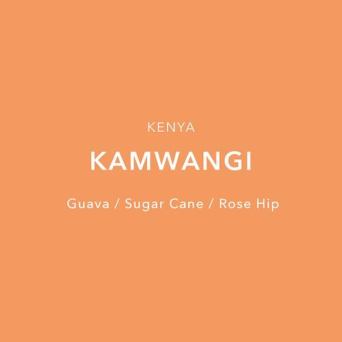 Kenya Kamwangi Peaberry