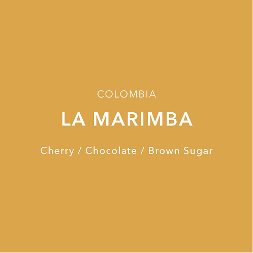 Colombia - La Marimba