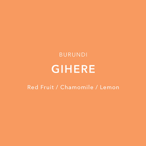 Burundi - Gihere