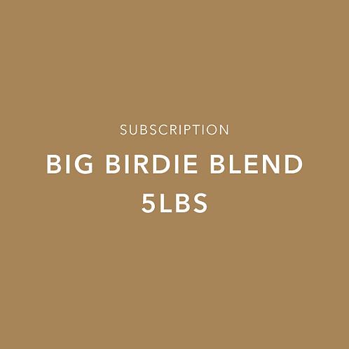 BIG Birdie Blend Subscription