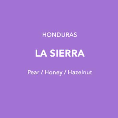Honduras - La Sierra