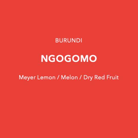 Burundi - Ngogomo