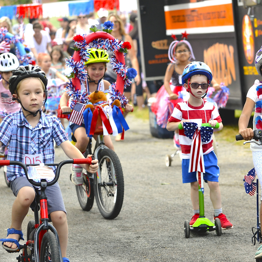 Kids Ice Cream & Bike Parade