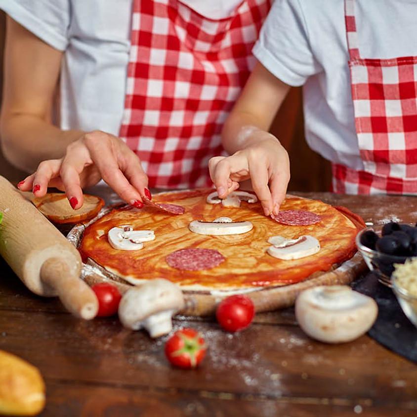 Virtual Peel Pizza Family Party + Pizza Kits!