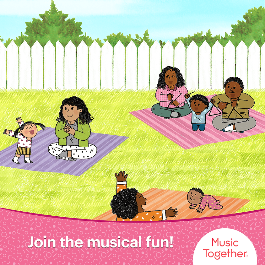 Music Together Babies Class- Free!
