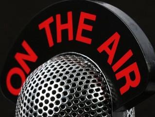 Radio Broadcast!