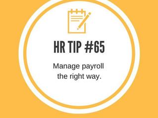HR Tip