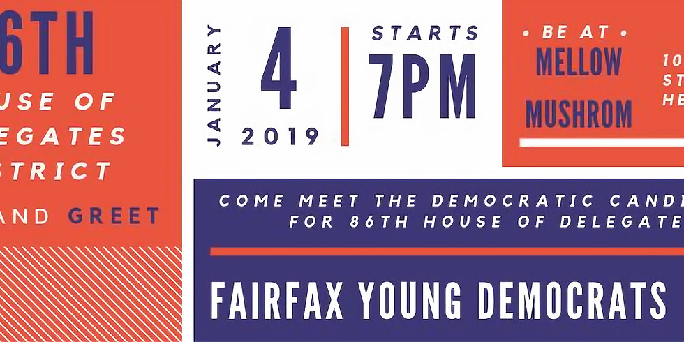 86th House District Candidate Meet and Greet