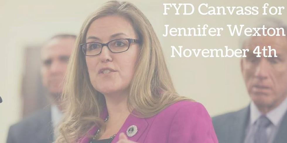 FYD GOTV Canvass for Jennifer Wexton (VA-10)