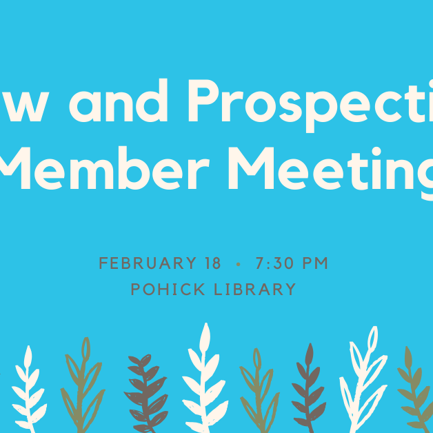 New and Prospective Member Meeting
