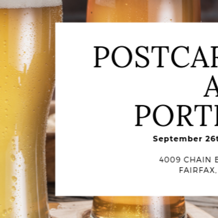 Postcards and Porters