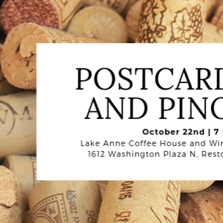 Postcards and Pinot