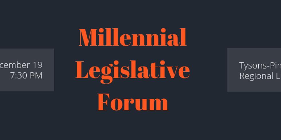 FYD Millennial Legislative Forum