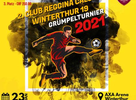 2. Club Reggina Calcio Winterthur Indoor Turnier