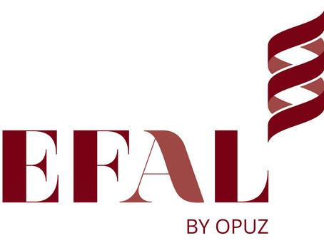 EFAL by Opuz bleibt uns treu!
