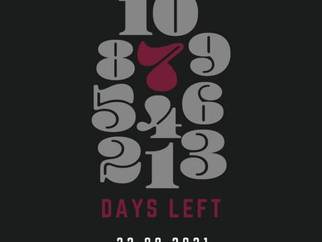 Der COUNTDOWN läuft!