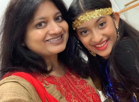 My Journey as a Bollywood Dance Mom