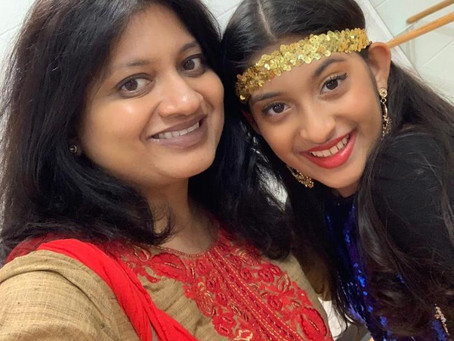 My Journey as a Bollywood Dance Mom