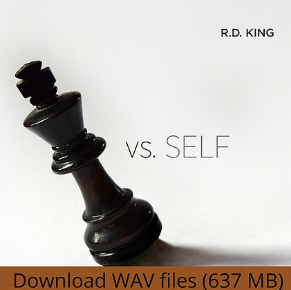 vs. Self - Full Album, 24-Bit Studio Master WAVs