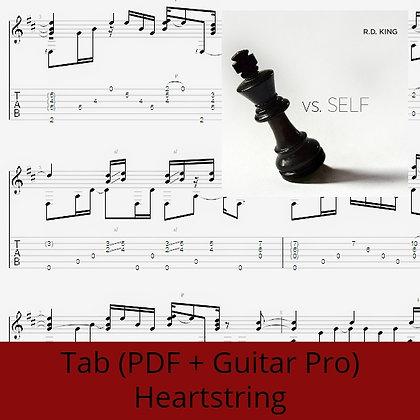 Guitar Tab: Heartstring
