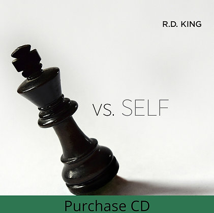 vs. Self: Full album - CD (US Shipping Only)