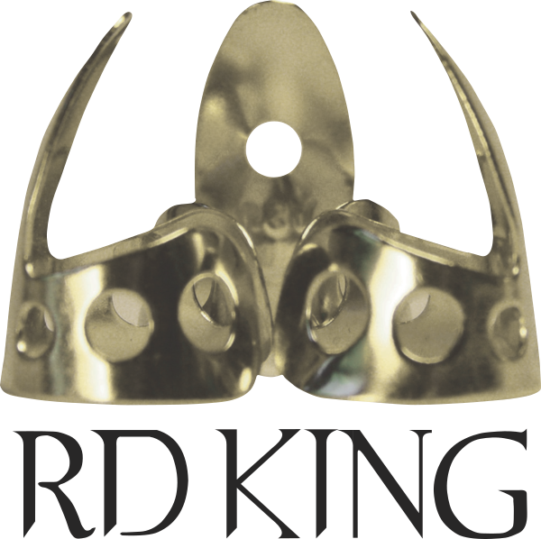 R.D. King logo