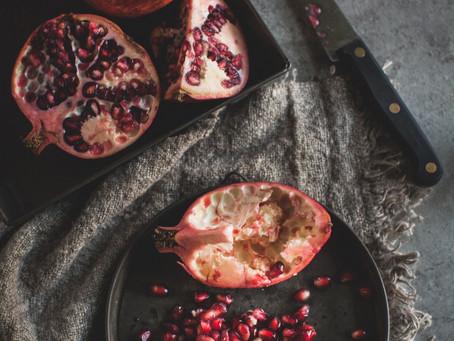 فاكهة الرمان ذكرت في القرآن الكريم