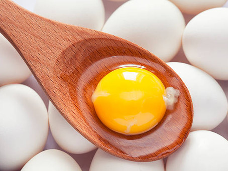 هل تناول صفار البيض يرفع الكوليسترول؟