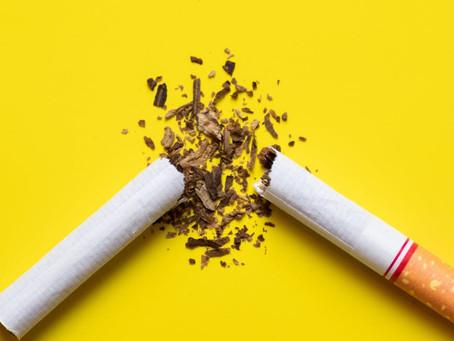 تأثير التغذية والرياضة في الإقلاع عن التدخين