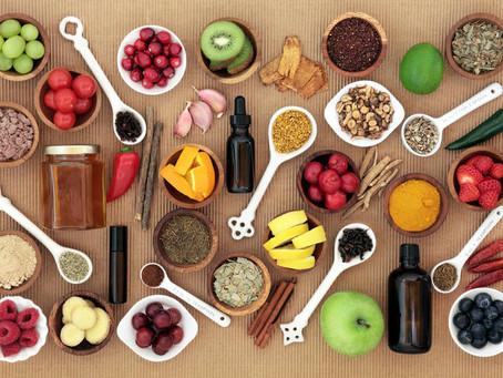 تعزيز الجهاز المناعي عن طريق الأكل