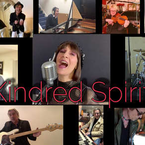 OUT NOW. Charity Single by Kindred Spirit.