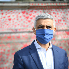 Mayor of London Supports Angels of the Nation