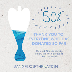 50% raised so far, thank you!