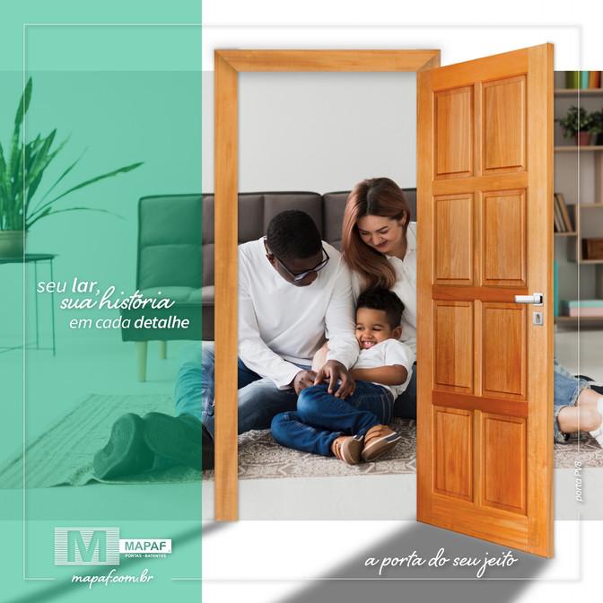 Seu lar, sua história em cada detalhe!