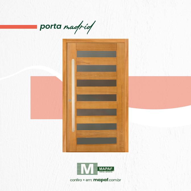 Porta MADRID MAPAF