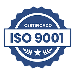 Certificado pelo ISO 9001